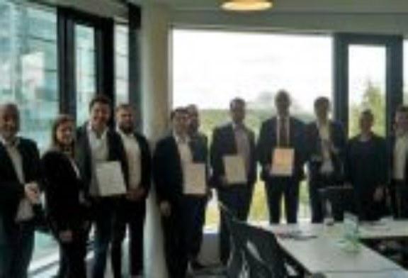"""Essener Online ERP Software reybex mit dem """"Cloud Rocket Award"""" ausgezeichnet"""
