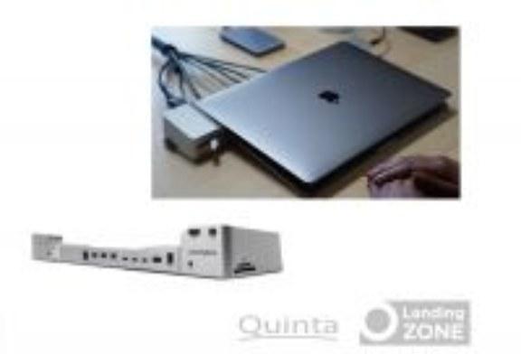 LandingZone Dockingstation für das MacBook Pro mit Touch Bar