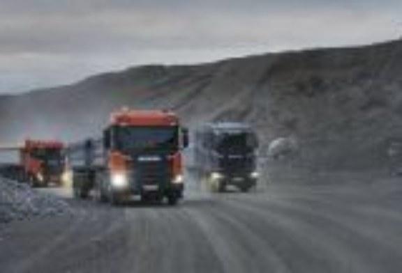 Scania stellt mit dem XT die neue Baufahrzeug-Generation vor