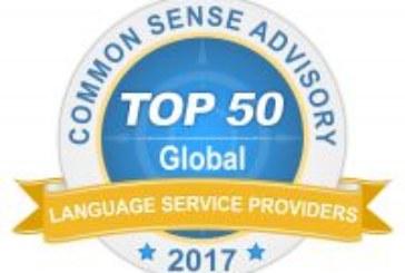 Skrivanek erneut unter den 50 weltweit führenden Sprachendienstleistern