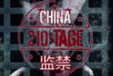 China – 210 Tage hinter Gittern – Neu in der www.Leseschau.de – Erfolgsbuch auf der Frankfurter Buchmesse