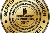 Wegener Massivhaus GmbH, Paderborn: Bauherren bestätigen kontinuierliche Qualität auf der ganzen Linie