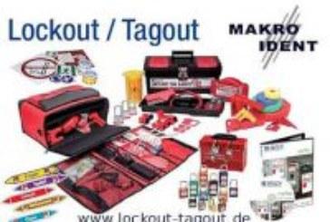 Komplettsortiment für Lockout/Tagout-Verfahren