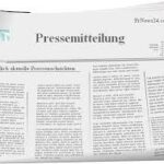 Pressemitteilung veröffentliche
