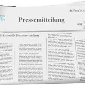 Verbreitung von Pressemeldungen