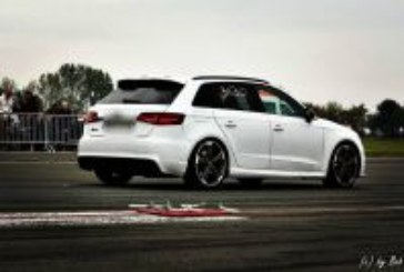 Forced Motors baut wohl aktuell schnellsten Audi RS3 8V in Europa