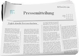 Pressemitteilungen veröffentlichen