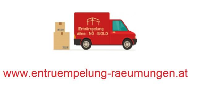 Entrümpelung Wien, NÖ und BGLD