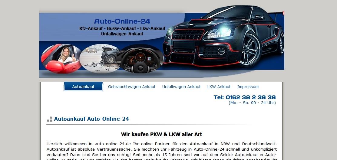 Autoankauf Essen | Seriöser Autoankauf in Essen