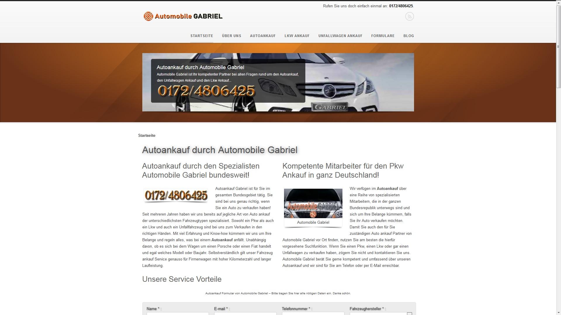 Autoankauf Sachsen: Zentrale für Autoankauf