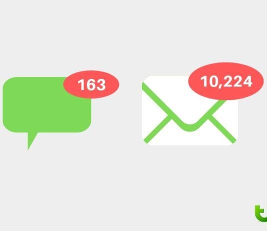 E-Mail Benachrichtigungen