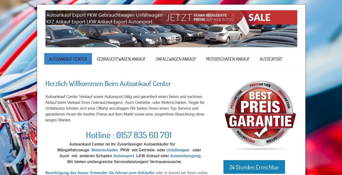 Autoankauf in Neuwied - Auto verkaufen in Neuwied zum Höchstpreis