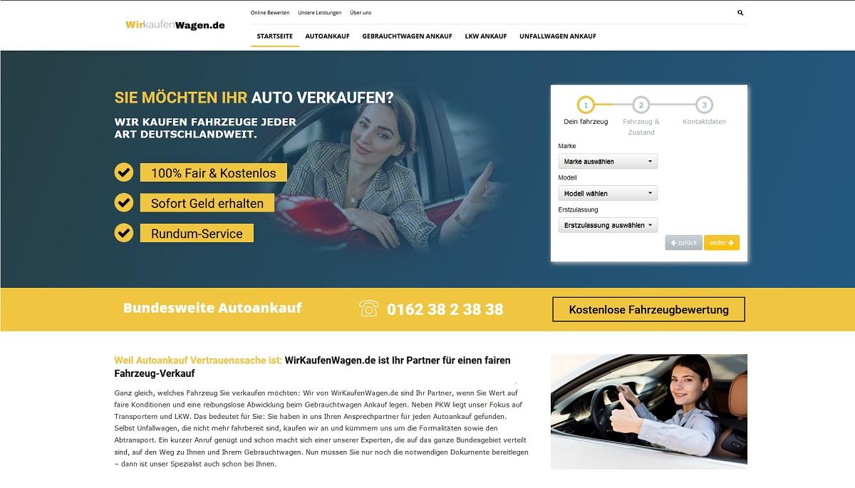 Autoankauf Unna | Unfallwagen, PKW ohne TÜV, mit Motorschaden - Auto News