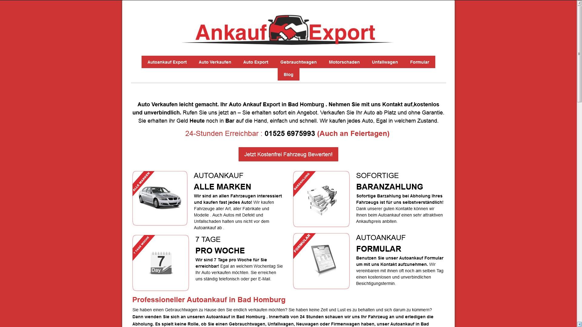 Autoankauf Augsburg