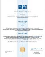 Kiwa Primara GmbH erweitert Normenumfang als CB-Prüflabor