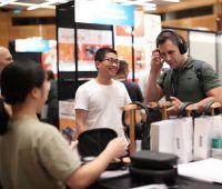 Vom smarten Fitness-Spiegel bis zu 5G-Anwendungen – die Trends der Hongkonger Elektronikmessen