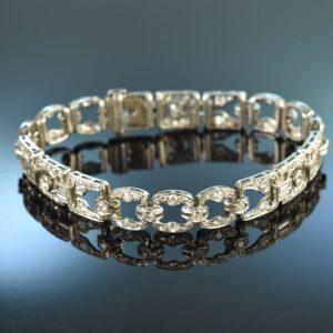 um-1920-edelstes-art-deco-armband-platin-diamanten-ca-55-ct