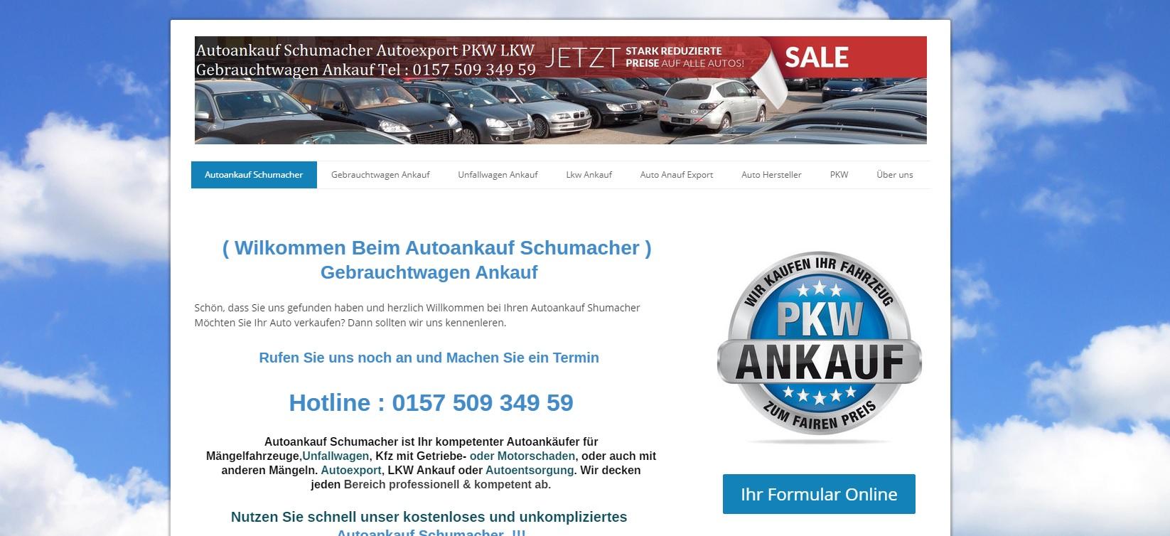 Autoankauf Jena