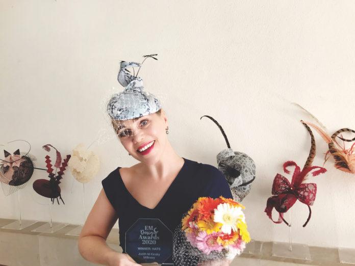 Berliner Designerin gewinnt EM Fashion Award in England