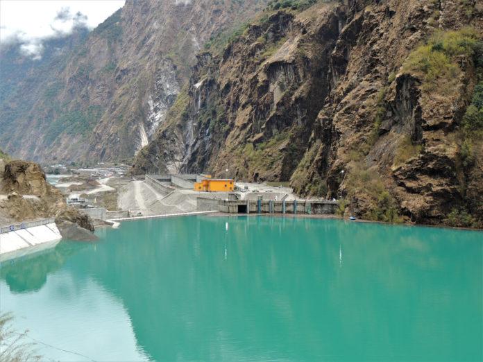 Erste Befüllung: Stausee Tamakoshi sichert Energieversorgung in Nepal