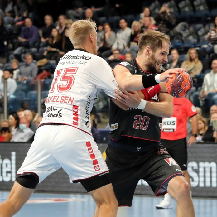 Handball: Favorit Melsungen verliert gegen Erlangen deutlich