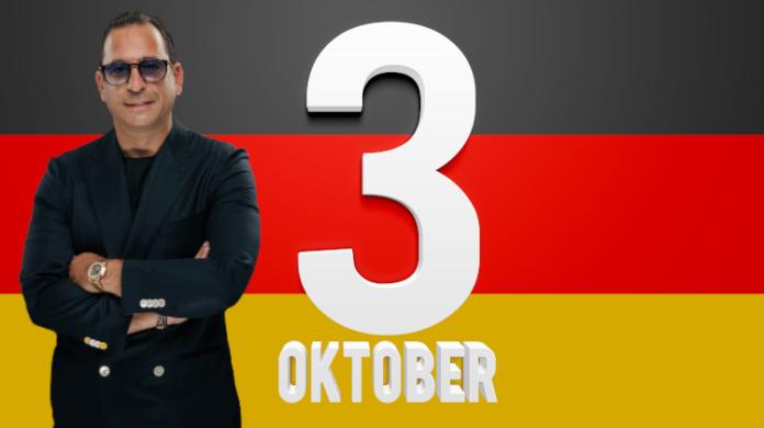 G999 – Josip Heit und GSB Gold Standard Banking zum Tag der Deutschen Einheit