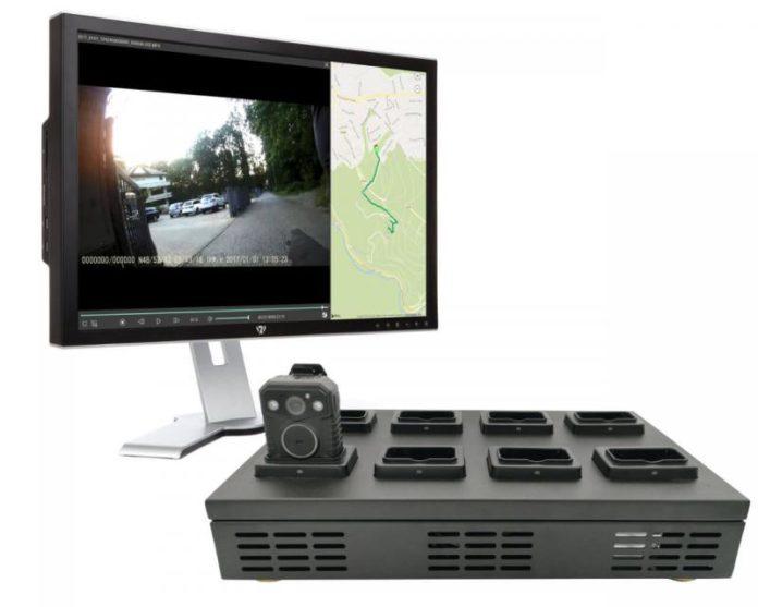 WEROCK präsentiert Managementsoftware für Bodycams und Multi Dockingstation