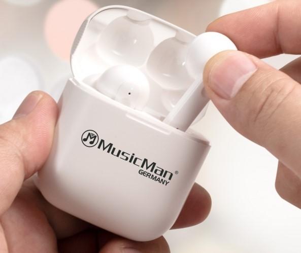Technaxx® erweitert sein Kopfhörerangebot: In-Ear-Kopfhörer BT-X52