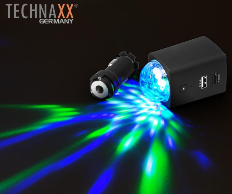 TX-159 Technaxx Lichtshow