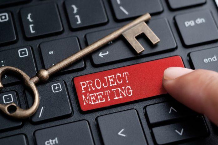 Virtuelles Kick Off Meeting