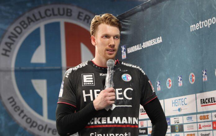 Handball: HC Erlangen gewinnt gegen Füchse Berlin