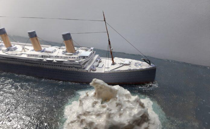 Der Eisberg, der Seereisen sicherer machte