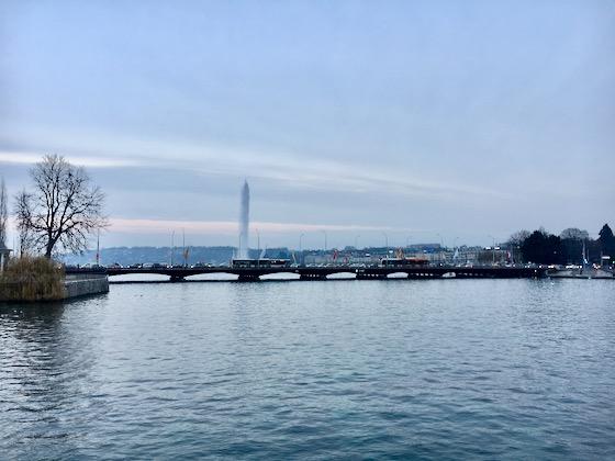 Genf von A-Z – die ganze Stadt in einem Blog