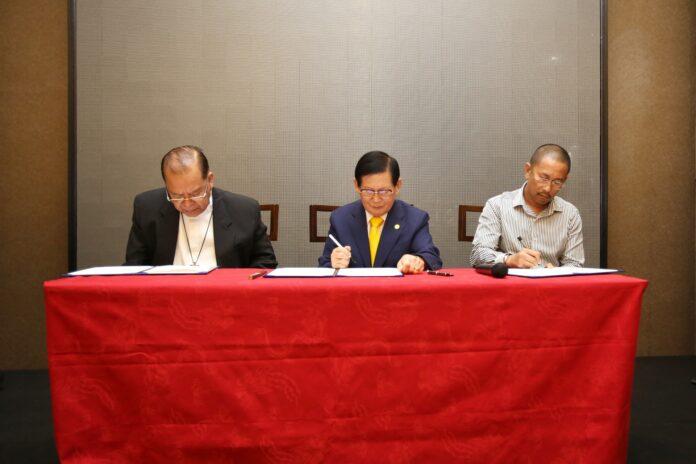 Unterzeichnung des Friedensabkommens Mindanao 2