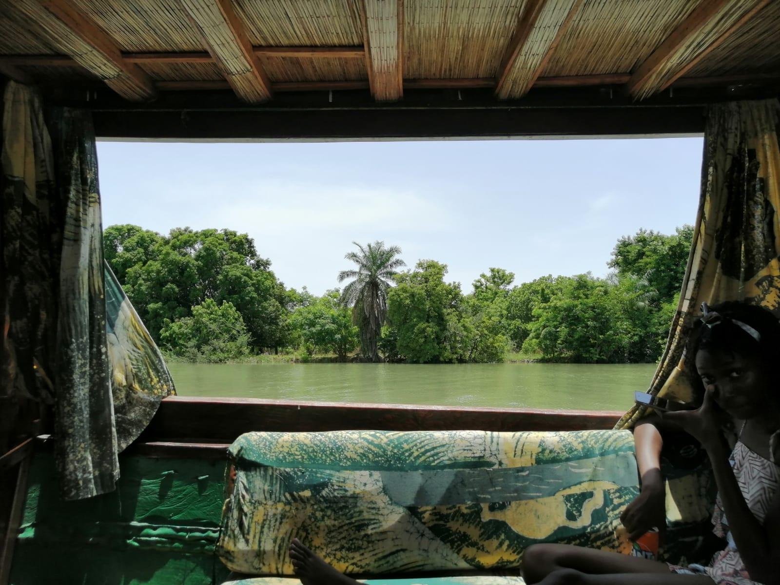 FlusskreuzfahrtFenster - Warum Gambia und das Coco Ocean Resort & Spa im Winter 2021/22 meine Reiseempfehlung Nummer 1 sind?