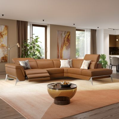 leder sofa arina