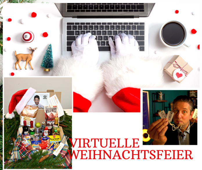 virtuelle Weihnachtsfeier 1